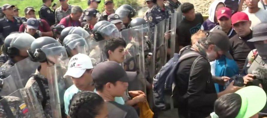 Recrudecimiento de agresiones a medios y periodistas en Venezuela condena la SIP