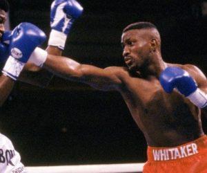 Boxeador Pernell Whitaker falleció atropellado por un vehículo en Virginia