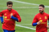 ¡Sorpresa! Sergio Ramos y Gerard Piqué conformarían la defensa del Inter Miami