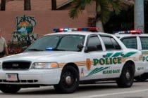 Oficial de Policía de Miami-Dade organizó colecta para ayudar a una familia a viajar de Florida a Michigan