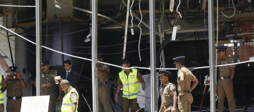 Israel colaborará con las autoridades de Sri Lanka tras el atentado