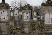 Preocupación por aumento de profanación de cementerios judíos en Europa