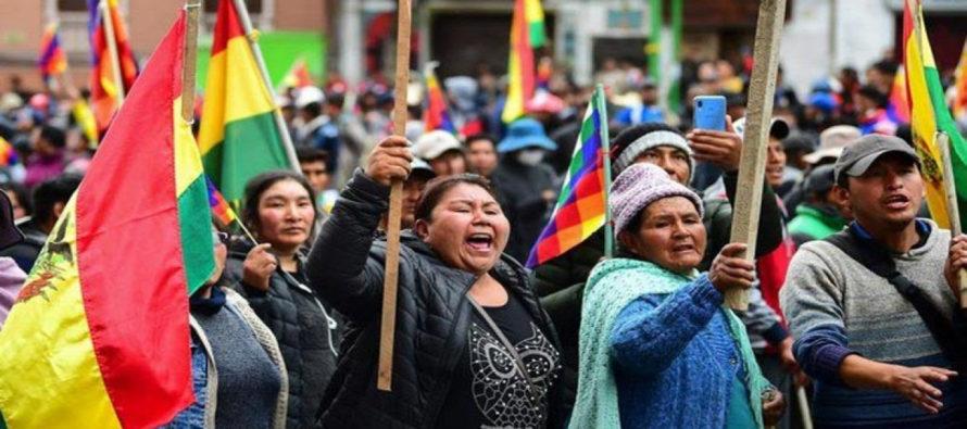 La guerra asimétrica de Cubazuela contra Bolivia