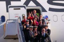 Vuelo de 19 horas de Nueva York a Sidney se convirtió en el más largo del mundo