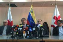 Ayuda humanitaria ingresará a Venezuela a través de la Cruz Roja