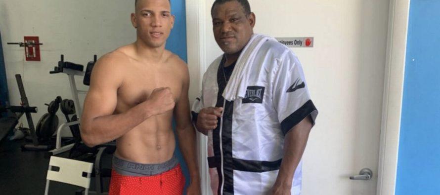 Boxeadores cubanos salen de Miami en busca de nuevos retos