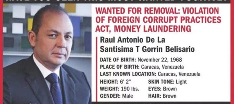 Raúl Gorrín: Esta es la estructura criminal que lo puso entre los más buscados de EEUU