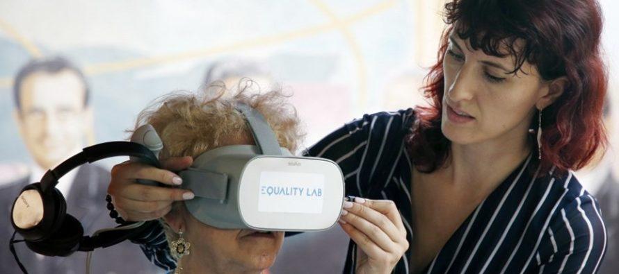 Con realidad virtual combaten depresión en ancianos en Florida