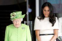 ¡Insólito! La reina Isabel II le prohibió a Megan Markle utilizar sus joyas
