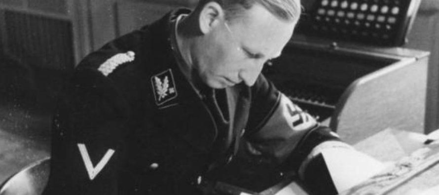 Tumba del jerarca nazi Reinhard Heydrich fue profanada en Alemania