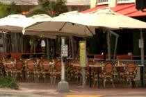 Cierre de bares y playas por coronavirus afecta a miles de turistas en Miami