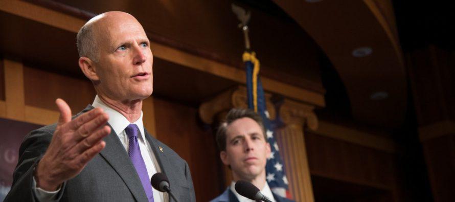 Rick Scott «Militares de EE UU deben estar listos para defender la democracia en Venezuela»