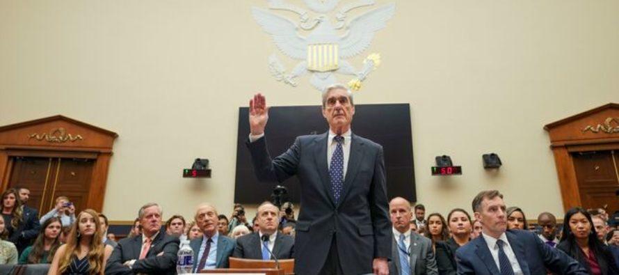 Robert Mueller  afirma que investigación sobre la trama rusa «no exculpa» a Donald Trump