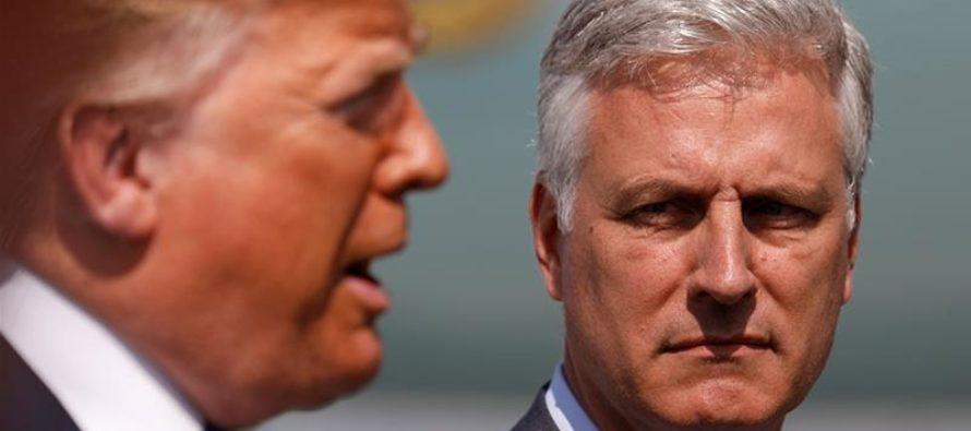 Asesor de Seguridad Nacional de EEUU: Tiroteo en base naval de Florida parece «terrorismo»
