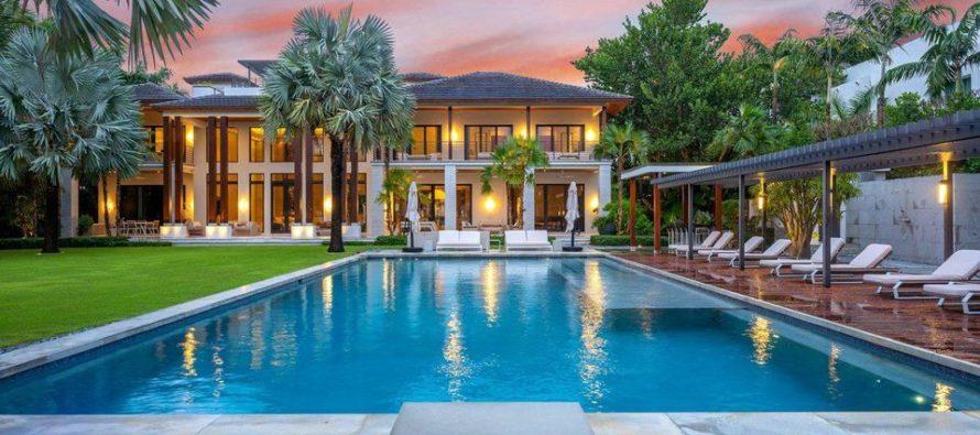 Multimillonario Russ Weiner vende mansión en Miami Beach por $35 millones
