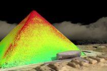 Científicos esperan encontrar nuevas cámaras ocultas en las Pirámides de Giza usando rayos cósmicos