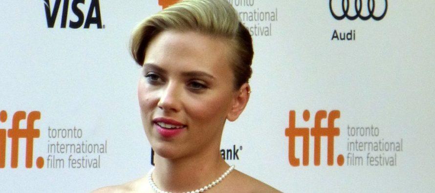 Esta es la foto de Scarlett Johansson que hizo reventar las redes sociales