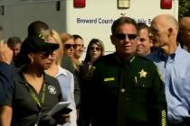 El ex sheriff de Broward presentó una demanda federal contra el gobernador y el senado de Florida