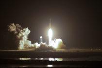 SpaceX llevó al espacio 24 satélites y las cenizas de 152 personas (VIDEO)