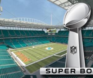 Miami comienza reclutamiento de voluntarios para Super Bowl LIV