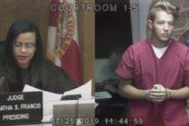 Instructor de natación de Florida fue acusado por abusar de dos menores
