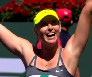 Maria Sharapova le dice adiós al mundo del tenis a sus 32 años