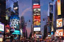 Estruendo de motocicletas causó pánico en Times Square (Videos)