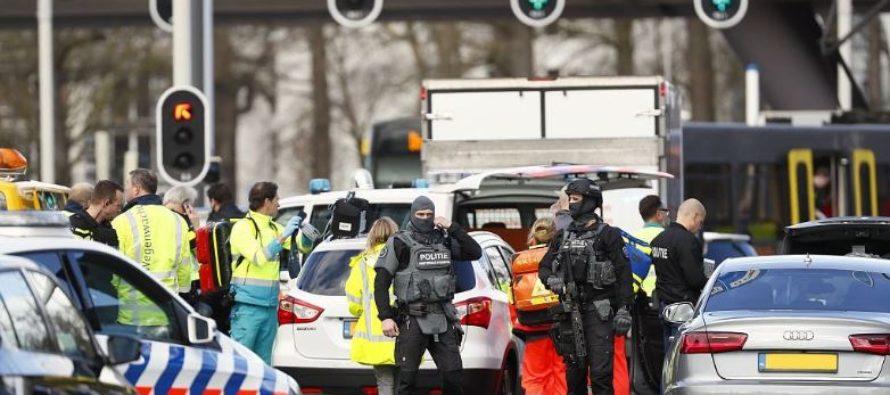 Tiroteo en Holanda deja al menos tres muertos y 9 heridos