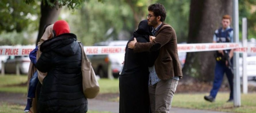 50 muertos y 48 heridos en ataques terroristas contra mezquitas en Nueva Zelanda