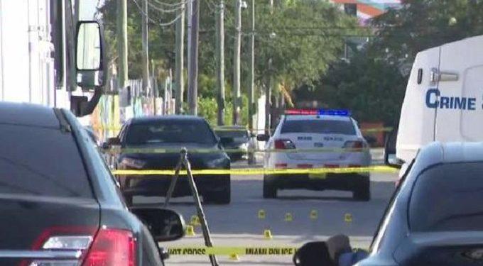 Este fue el saldo que dejó un tiroteo en Wynwood