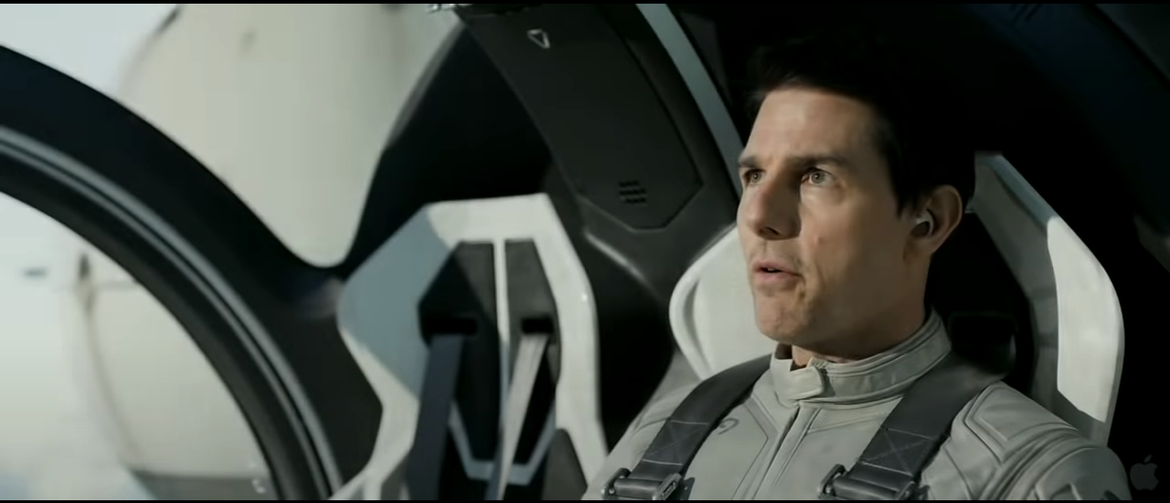 Tom Cruise viajará al espacio este 2021