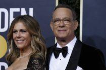 Tom Hanks y su esposa Rita Wilson anuncian que han contraído coronavirus