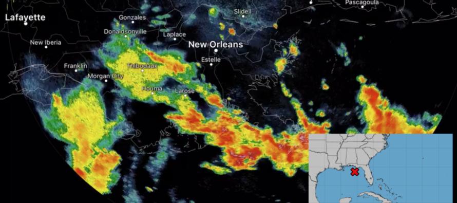 Tormenta Barry podría convertirse hoy en el primer huracán de la temporada