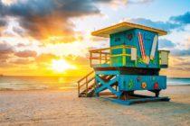 Torres salvavidas de Miami Beach se han convertido en íconos de la ciudad