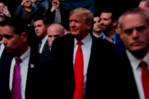 Presidente Trump abucheado en el Madison Square Garden