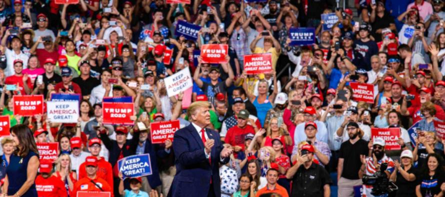 Reelección de Trump: Según encuesta hispanos de Florida se oponen