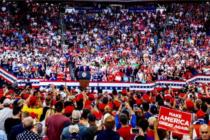 Encuesta muestra empate entre Trump y Biden en Florida