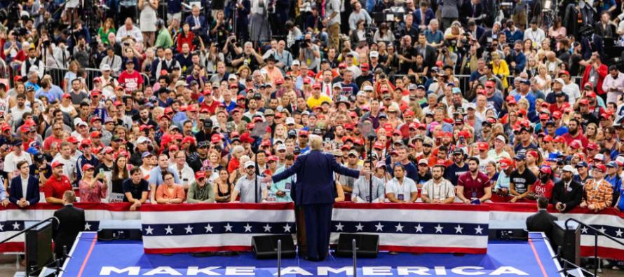 Trump de cara a reelección 2020: «Seguiremos haciendo grande EEUU de nuevo»