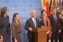 Unión Europea aboga por una solución pacífica para Venezuela