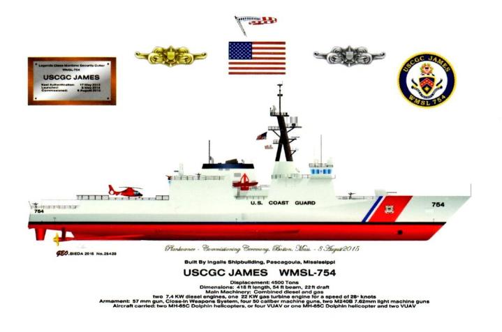 Armada de Venezuela expulsa guardacostas de EE.UU. de sus aguas