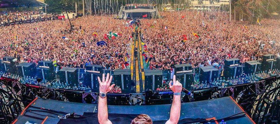 El Ultra Music Festival regresa al centro de Miami