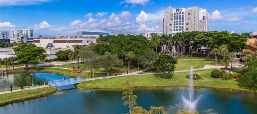 Investigan la aparición de un cadáver en un lago de la Universidad Internacional de Florida
