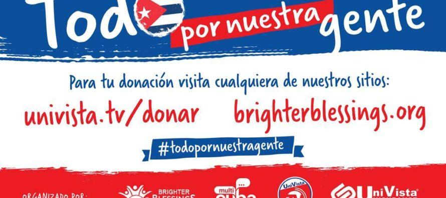 Univista Insurance invita a colaborar por los cubanos varados en México