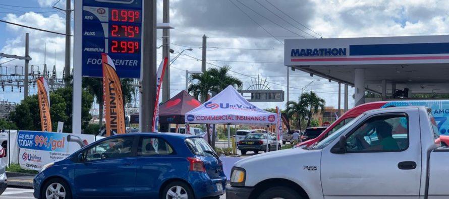 UniVista se anotó otro exitazo con la venta de gasolina con descuento