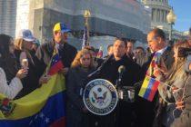 Congresistas estadounidenses y embajador Vecchio lanzaron Caucus por la Democracia de Venezuela