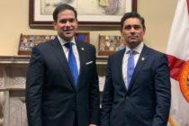 Embajador Vecchio: Ley VERDAD ratifica respaldo de EEUU a Presidente Guaidó y fortalece ayuda humanitaria para Venezuela