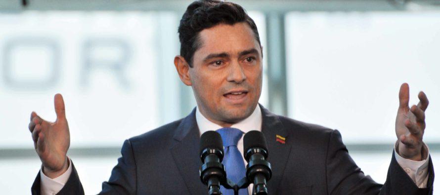 Vecchio agradece nueva ayuda de los EEUU para atender a los migrantes venezolanos