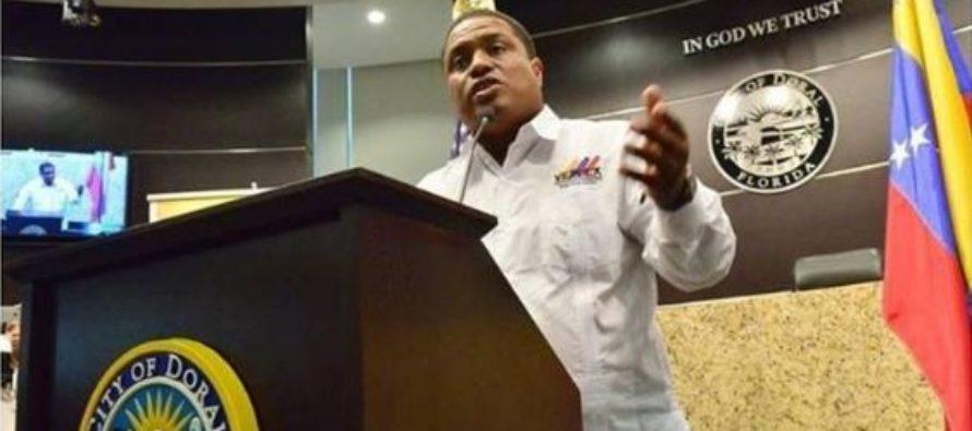 Exiliados venezolanos piden a Guaidó solicitar TPS al Gobierno estadounidense