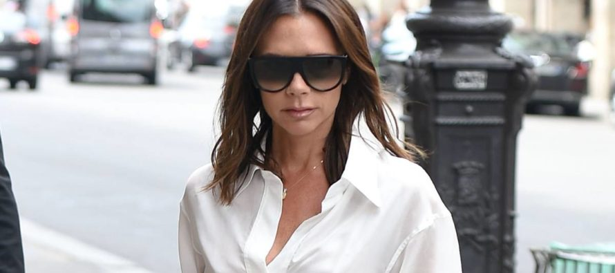 ¡Sin tapujos! Victoria Beckham se mantiene saludable bebiendo vino tinto y tequila