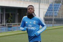 Vinicius Júnior desde Miami pidió más acción en el Real Madrid